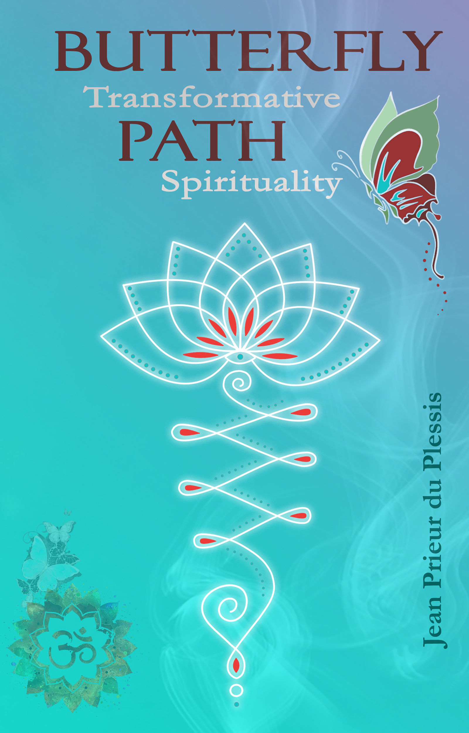 Butterfly Path book cover front